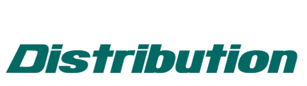 Logo Provence Distribution Logistique le mot Distribution