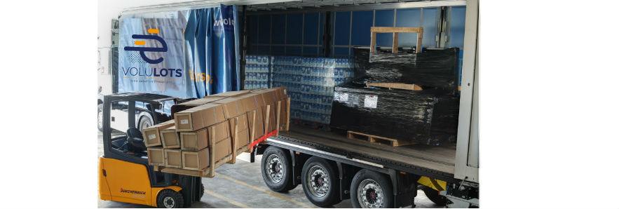 Camion Evolutrans Volulots Provence Distribution Logistique