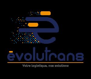 Logo Evolutrans Provence Distribution Logistique