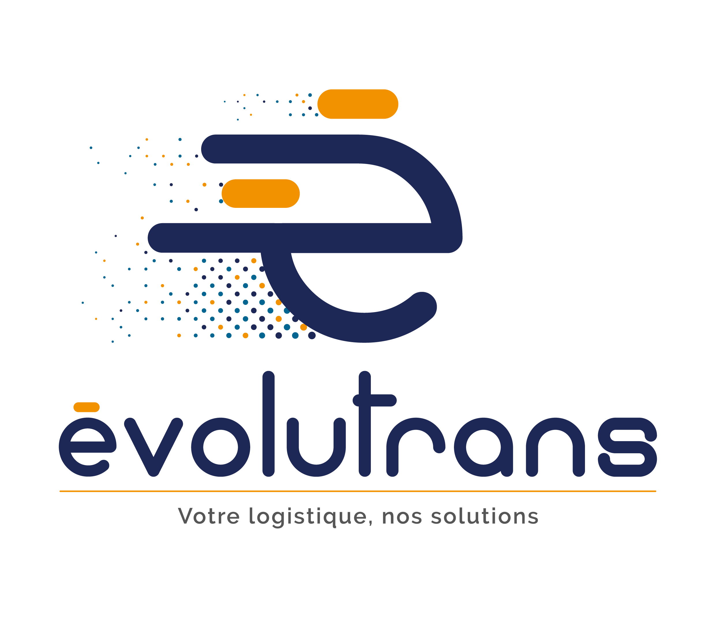 Logo Evolutrans Provence Distribution Logistique