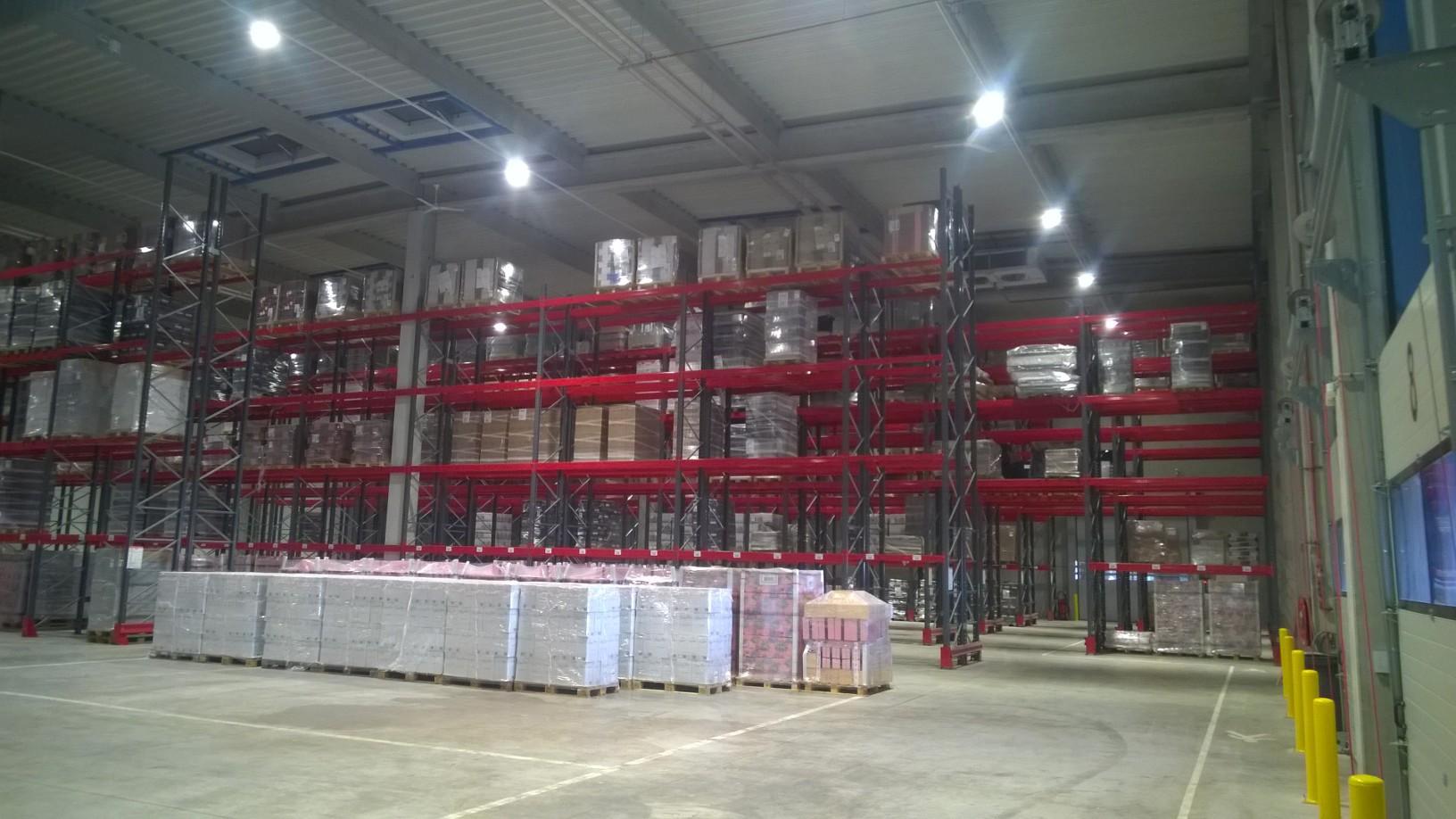 Entrepot plateforme stockage Provence Distribution Logistique