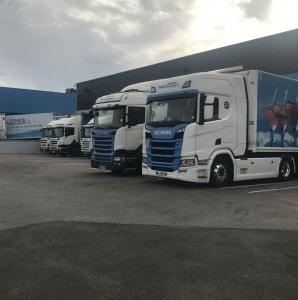 Provence Distribution Logistique location de véhicules routiers avec conducteur
