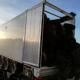 rovence Distribution Logistique dispose de camions avec benne à fond mouvant