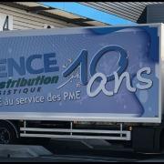 Prestation messagerie palette Provence Distribution Logistique