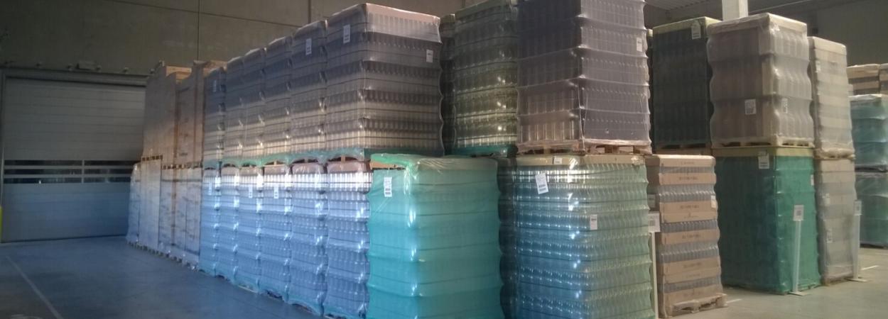 Provence Distribution Logistique entrepot 6000 m2