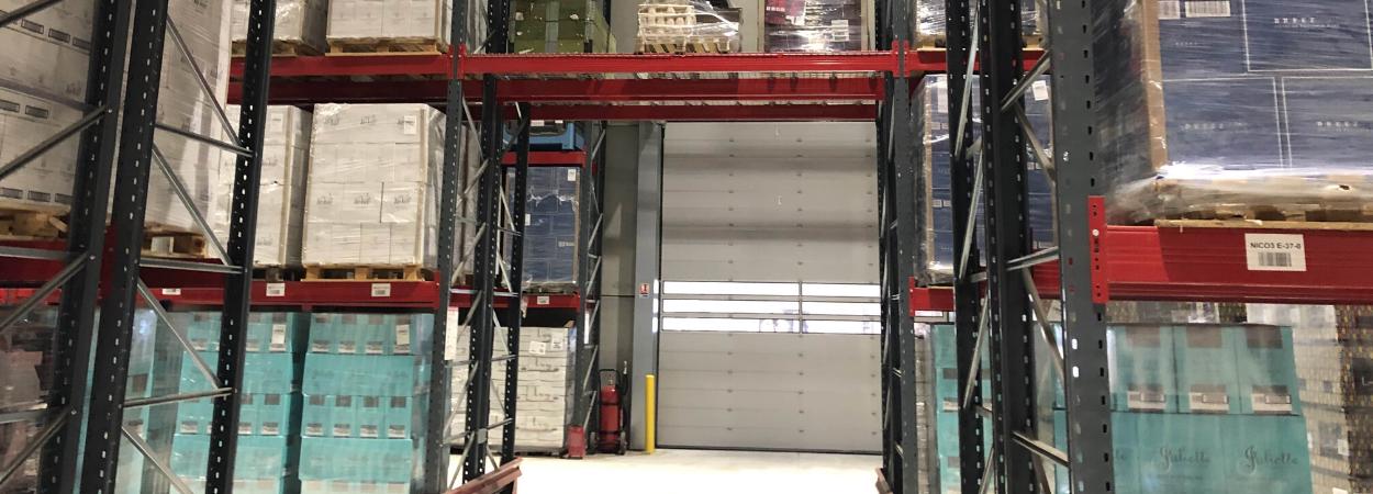 Provence Distribution Logistique entrepot température dirigée